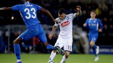 Napoli vs Genk