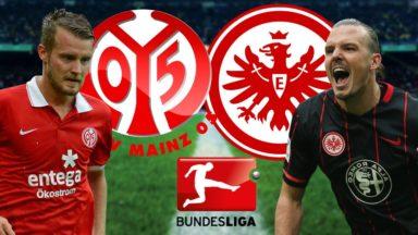 Mainz vs Eintracht Frankfurt