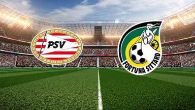 PSV Eindhoven vs Fortuna Sittard