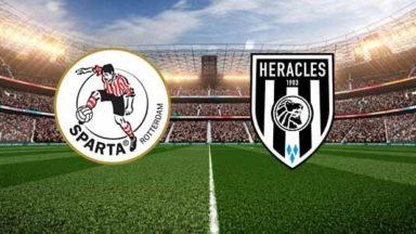 Sparta Rotterdam vs Heracles Almelo
