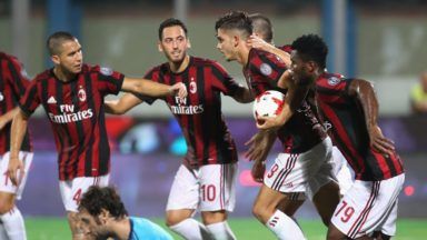 AC Milan vs SPAL