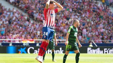 SD Eibar vs Atlético Madrid