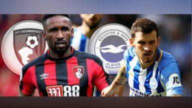 Bournemouth vs Brighton & Hove