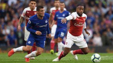 Chelsea London vs Arsenal London