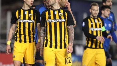 Volos vs AEK Athens