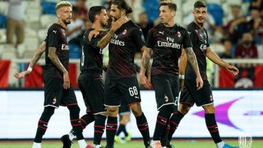 Brescia vs AC Milan