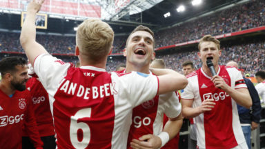 Ajax Amsterdam vs PSV Eindhoven