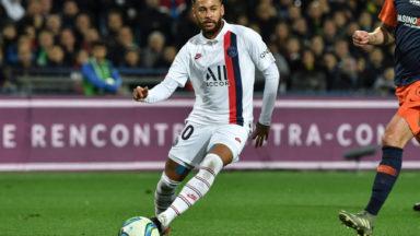 Paris SG vs Montpellier