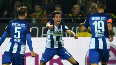 Paderborn vs Hertha Belin