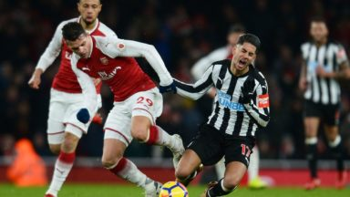 Arsenal London vs Newcastle United