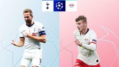 Tottenham Hotspur vs RB Leipzig