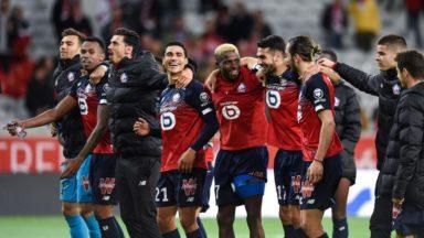 Lille OSC vs Rennes