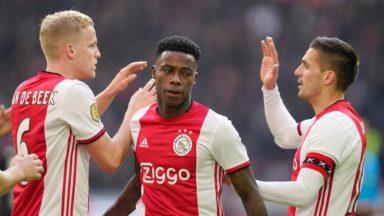Utrecht FC vs Ajax Amsterdam