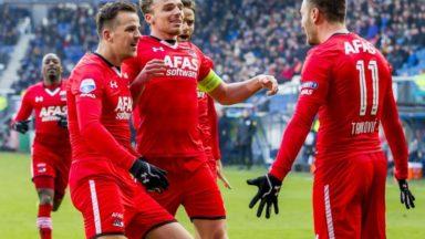 AZ Alkmaar vs Feyenoord Rotterdam