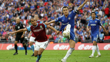 Aston Villa vs Chelsea London
