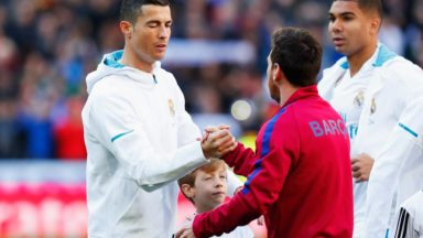 How Leo Messi and Cristiano Ronaldo spent their Easter day