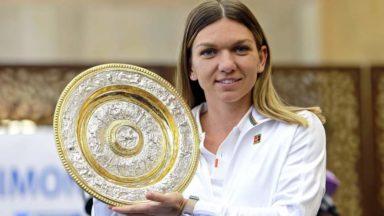 Wimbledon tennis tournament, canceled for the first time after World War II
