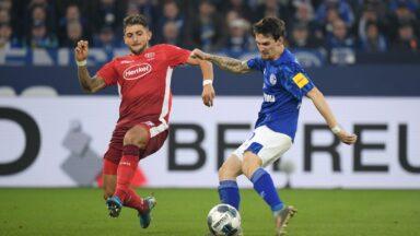 Fortuna Düsseldorf vs FC Schalke 04
