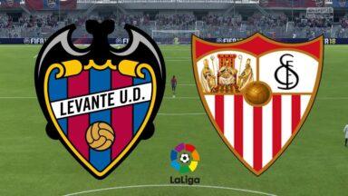 Levante vs Sevilla