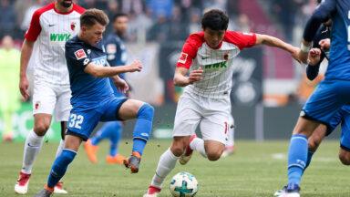 Augsburg vs TSG Hoffenheim