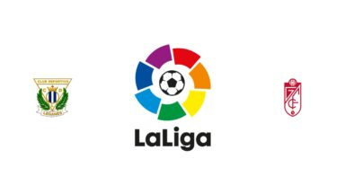 Leganes vs Granada