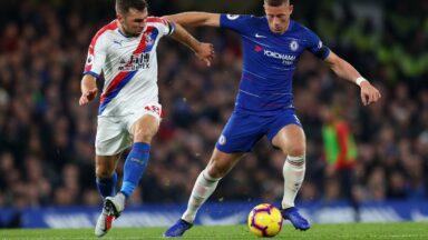 Crystal Palace vs Chelsea London