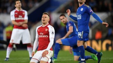 Arsenal London vs Leicester City