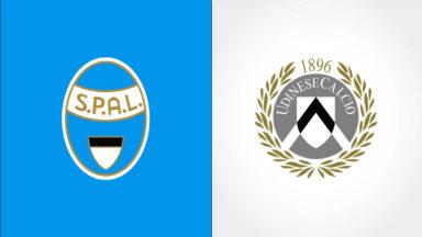 Spal vs Udinese