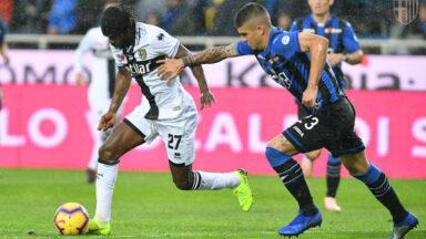 Parma vs Atalanta