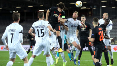Manchester United vs LASK