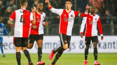 PEC Zwolle vs Feyenoord Rotterdam