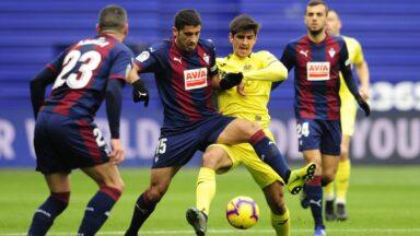Villarreal vs SD Eibar