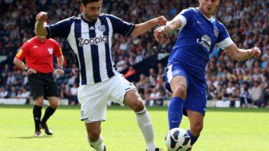 Everton vs West Bromwich Albion