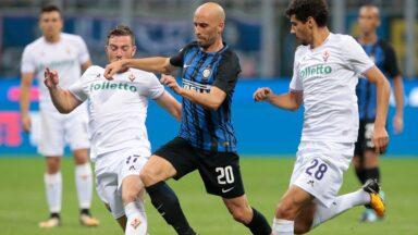 Inter Milan vs Fiorentina