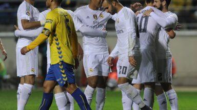 Real Madrid vs CF Cádiz