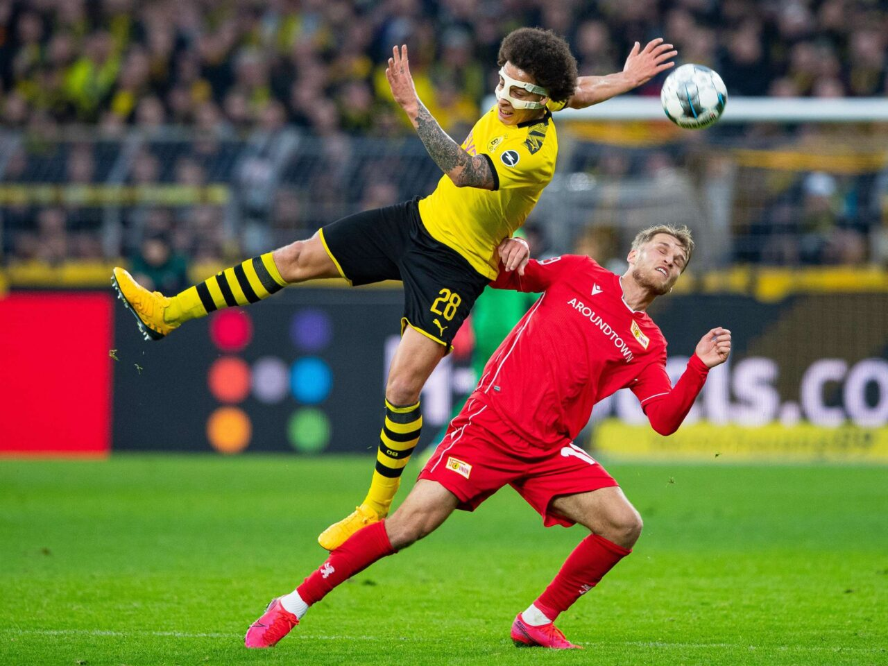 Union Berlin Vs Borussia Dortmund Free Betting Tips 2way